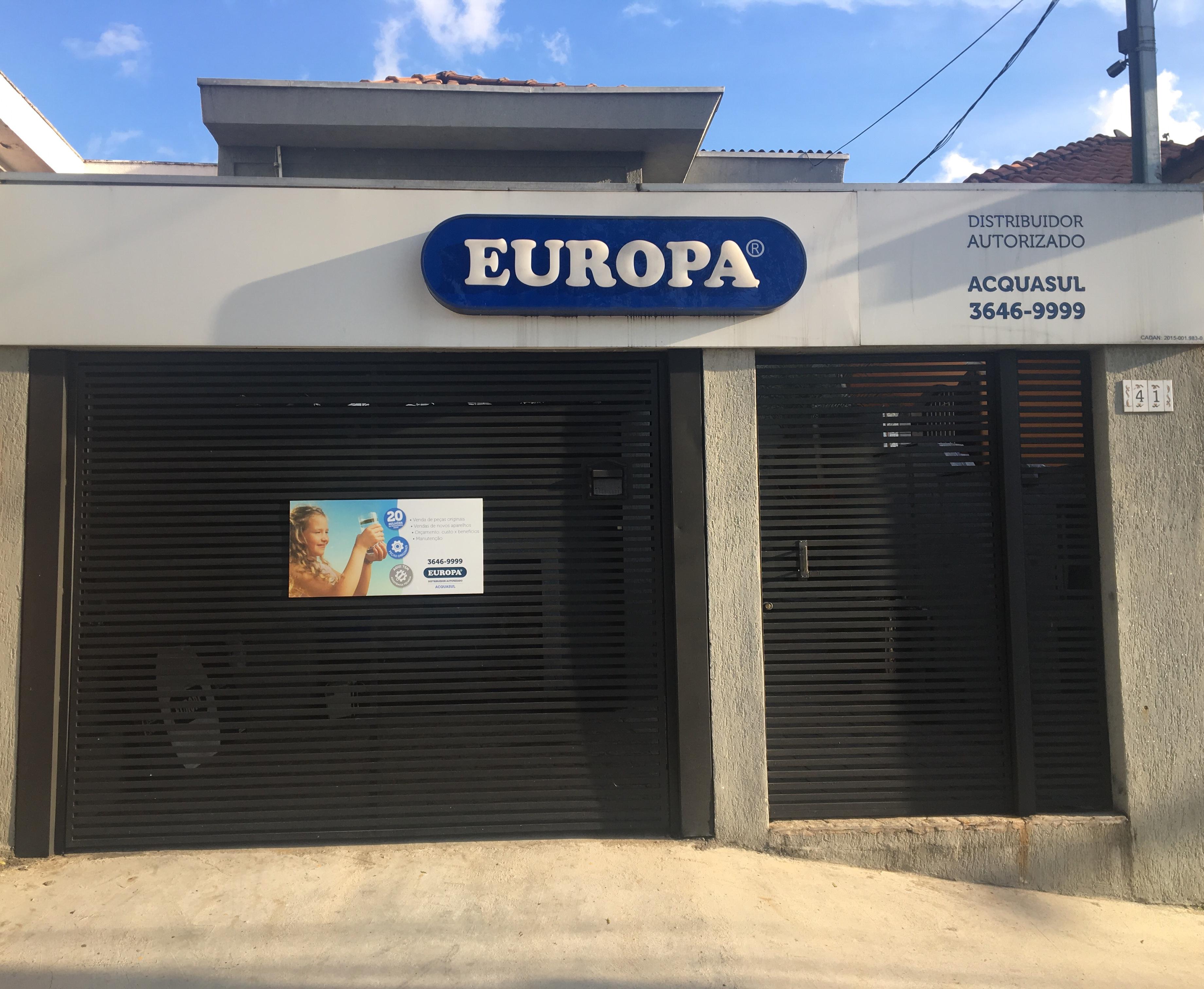 Distribuidor autorizado Europa